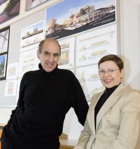 Rick Meghiddo Ruth Meghiddo Meghiddo Architects