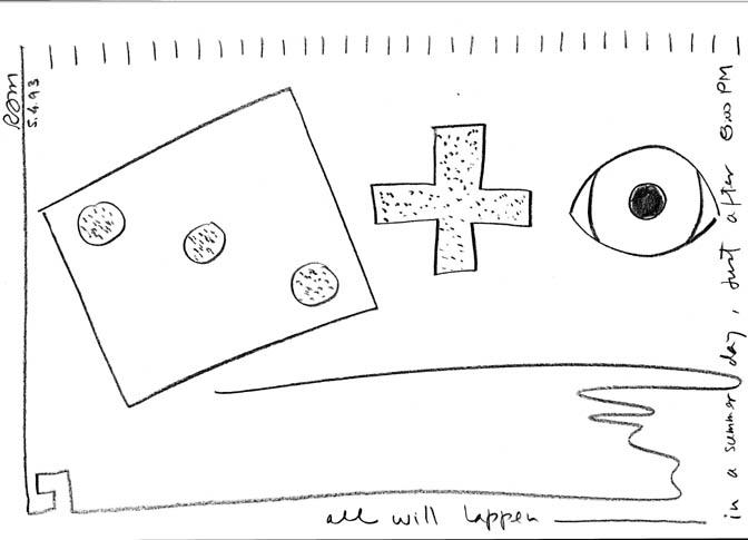 Luck + Eye, 1993