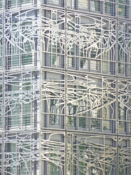 Paris - Curtain wall