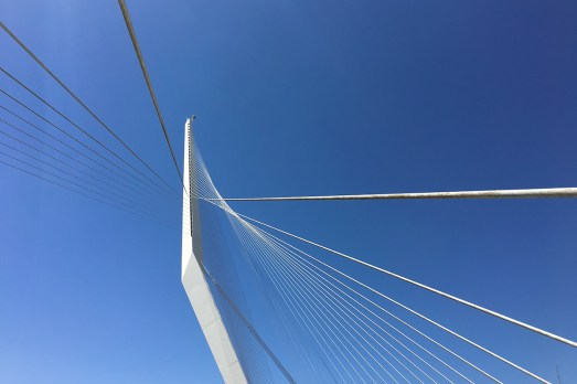 Calatrava, Jerusalem, Bridge of Strings, Rick Meghiddo