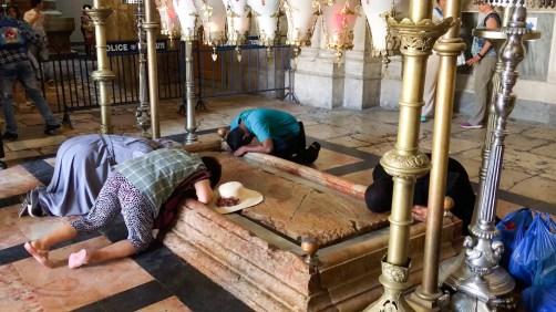 Jesus Tomb, Jerusalem, Rick Meghiddo
