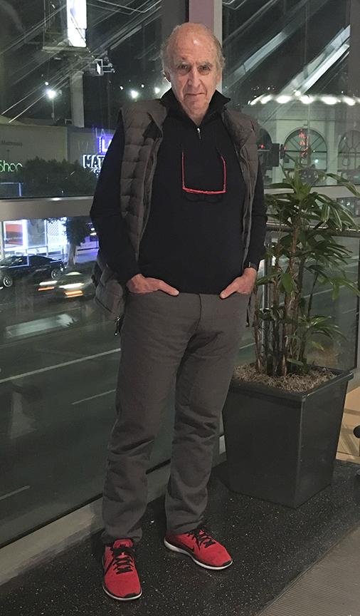 At the Landmark, December 29, 2017