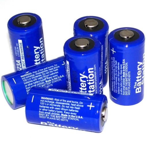 Elzetta Batteries