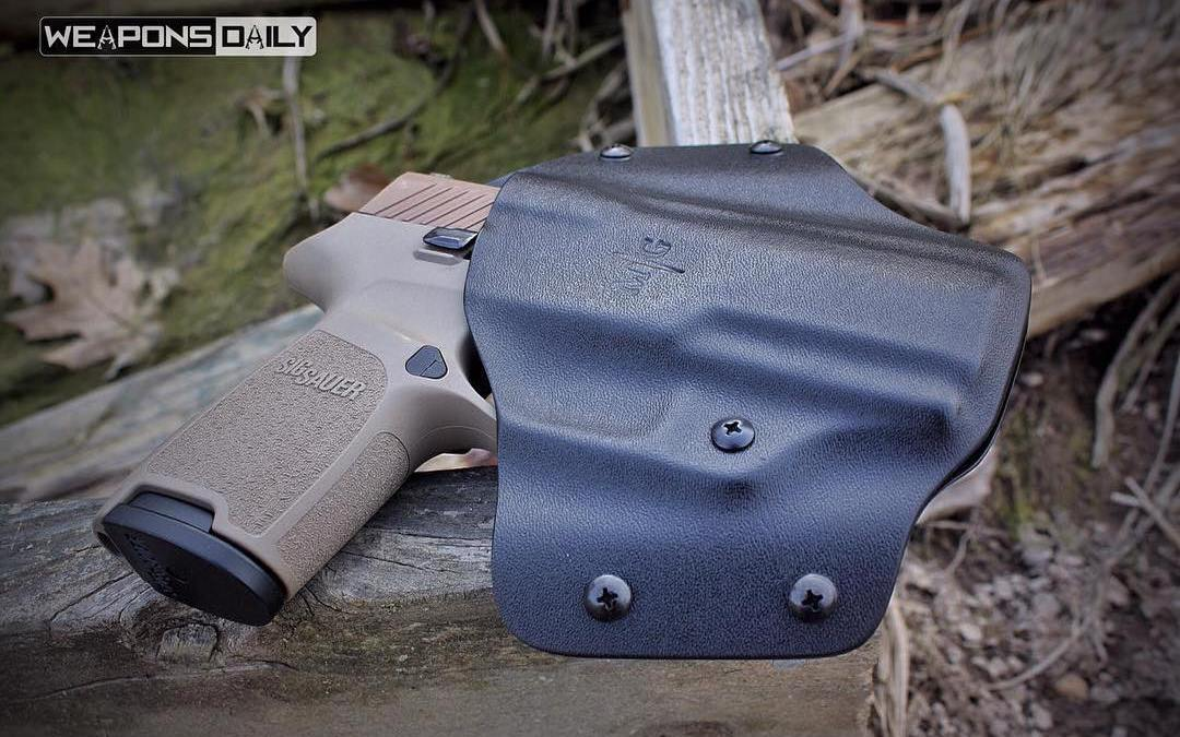 MTG OWB Holster Featured on Weapons Daily