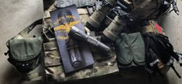 Elzetta Bones 650 Lumen Tactical Light