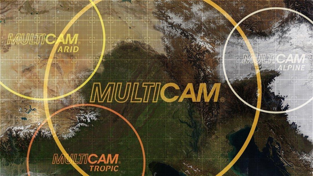 Multicam map