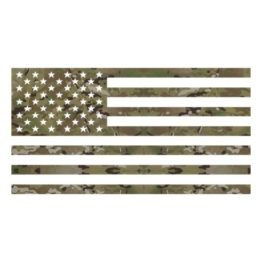 MTG American Flag Decal