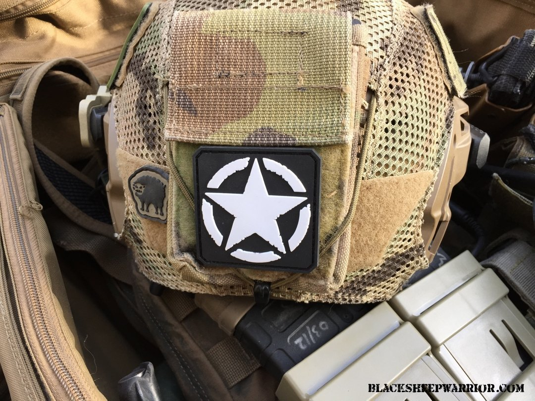 Invasion Star Patch