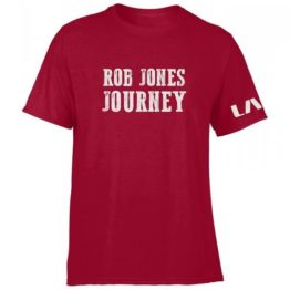 LALO ROB JONES Journey Tech Tee