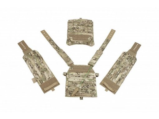 DCS Releasable Plate Carrier components 1
