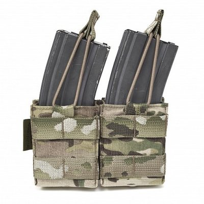 Double Snap M4 Mag Pouch