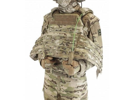 WARRIOR ASSAULT SYSTEMS DCS Releasable Plate Carrier front