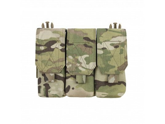WARRIORS Triple Covered M4 Mag Pouch
