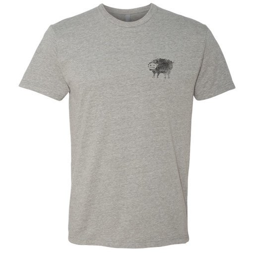 Black Sheep Tshirt Gray