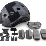 CHASE TACTICAL BUMP HELMET Included