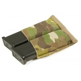 Blue Force Gear Ten-Speed Double Pistol Magazine Pouch Multicam