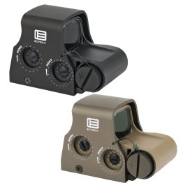 EOTECH XPS2 Red Dot Sight (Color Reticle Options)