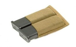Blue Force Gear Ten-Speed Double Pistol Magazine Pouch