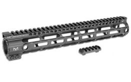 Midwest Industries 308 SS Series One Piece Free Float DPMS M-LOK Handguard