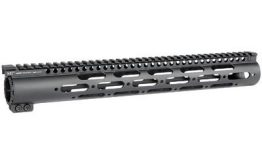 Midwest Industries 308 SS Series One Piece Free Float DPMS NATO .308/7.62 Handguard, .150 Upper Tang