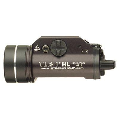 Streamlight TLR-1 HL 800 Lumen Rail-Mounted Tactical Light Review