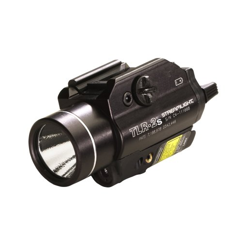 Streamlight TLR-2 Tactical Weapon Flashlight with Laser Sight