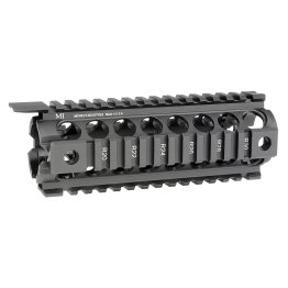 carbine length Midwest Industries Gen2 Two Piece Drop-In Handguard