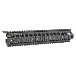 rifle Length Midwest Industries Gen2 Two Piece Drop-In Handguard