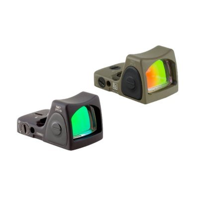 Trijicon RMR Type 2 6.5 MOA Flat Dark earth