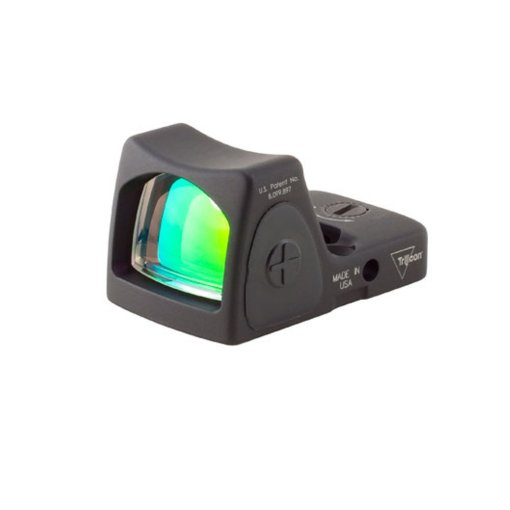 Trijicon Rmr Type 2 6.5 Moa Black Pistol Sight
