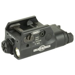 Surefire XC2-A Ultra-Compact LED Handgun Light:Laser Sight