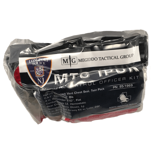 MTG Individual Officer Patrol Kit (IPOK) Refill - Longport Police Edition