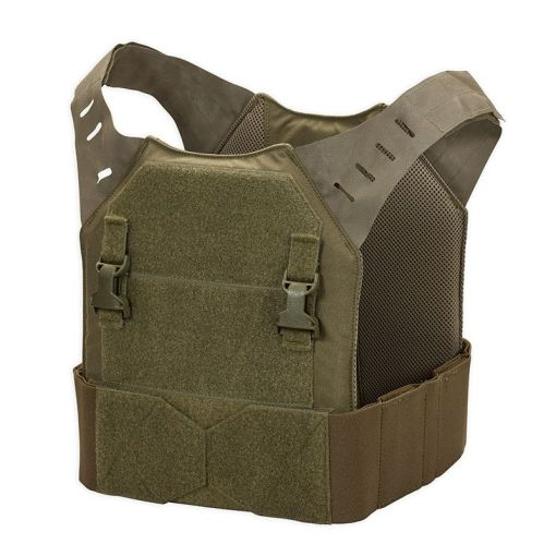 Chase Tactical SOCC Low Profiel Plate Carrier Ranger Green