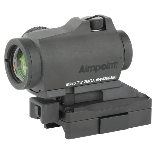 Kinetic Development Group Aimpoint T2 Optic & Absolute Co-Witness Mount Kit