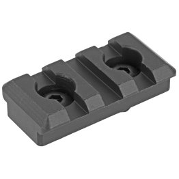 Midwest Industries 1913 3-Slot Aluminum Rail Section M-LOK Compatible