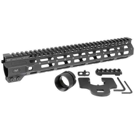 Midwest Industries 1-Piece Free Float Combat Rail M-LOK Handguard