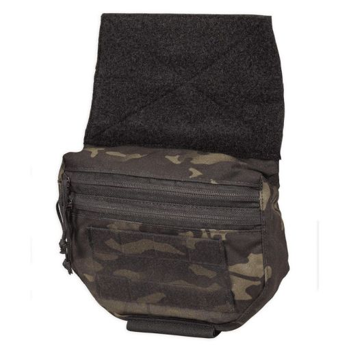 Chase Tactical JOEY Plate Carrier Utility Pouch Multicam Black
