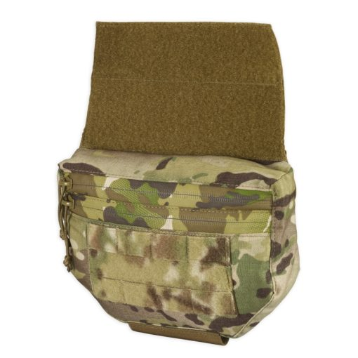 Chase Tactical JOEY Plate Carrier Utility Pouch & Armor Combo Kit