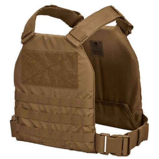 Chase Tactical Quick Response Carrier (QRC) Coyote