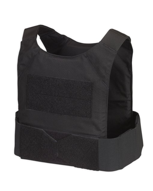 Chase Tactical LVPC IIIA Soft Armor Kit - Level 1 black