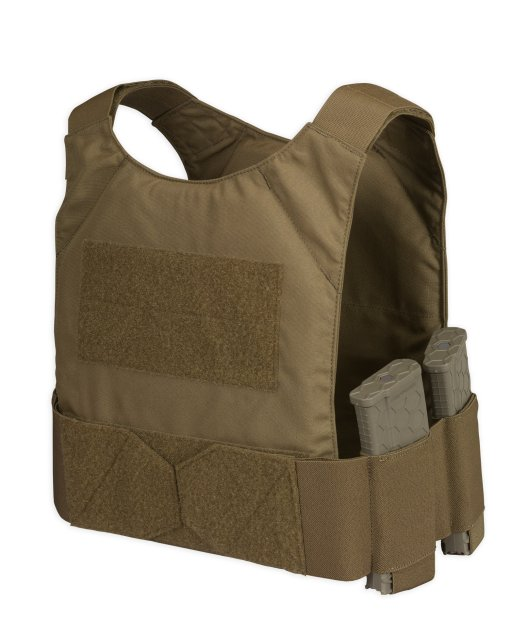 Chase Tactical LVPC IIIA Soft Armor Kit - Level 1 Coyote