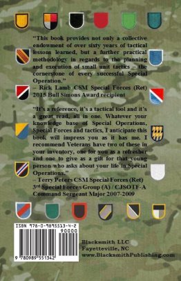 US Army Special Forces Small Unit Tactics Handbook review