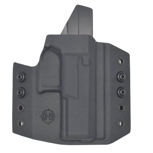 C&G CZ P10c OWB Covert Kydex Holster - Quickship 1