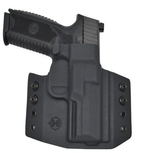 C&G FN 509 OWB Covert Kydex Holster - Quickship 2