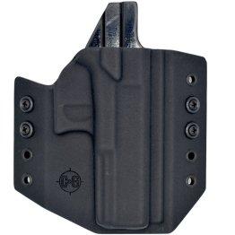 C&G Glock 17-22 OWB Covert Kydex Holster - Quickship 1