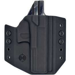 C&G Glock 17-22 OWB Covert Kydex Holster - Quickship 1