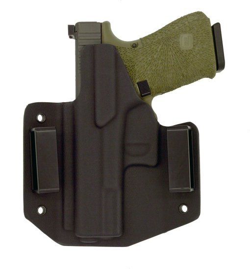 C&G Glock 19-23 OWB Covert Kydex Holster - Quickship 3