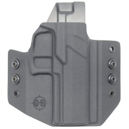C&G H&K P30 OWB Covert Kydex Holster - Quickship 1