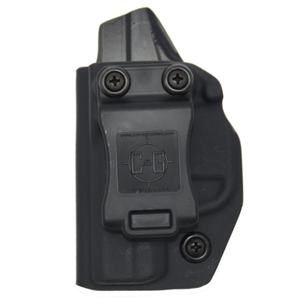 C&G Ruger LCP II IWB Covert Kydex Holster - Quickship