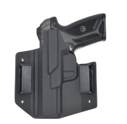 C&G Ruger Security 9 OWB Covert Kydex Holster - Quickship 3
